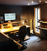 music-soundproofing