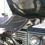 Land Rover Large engine blanket