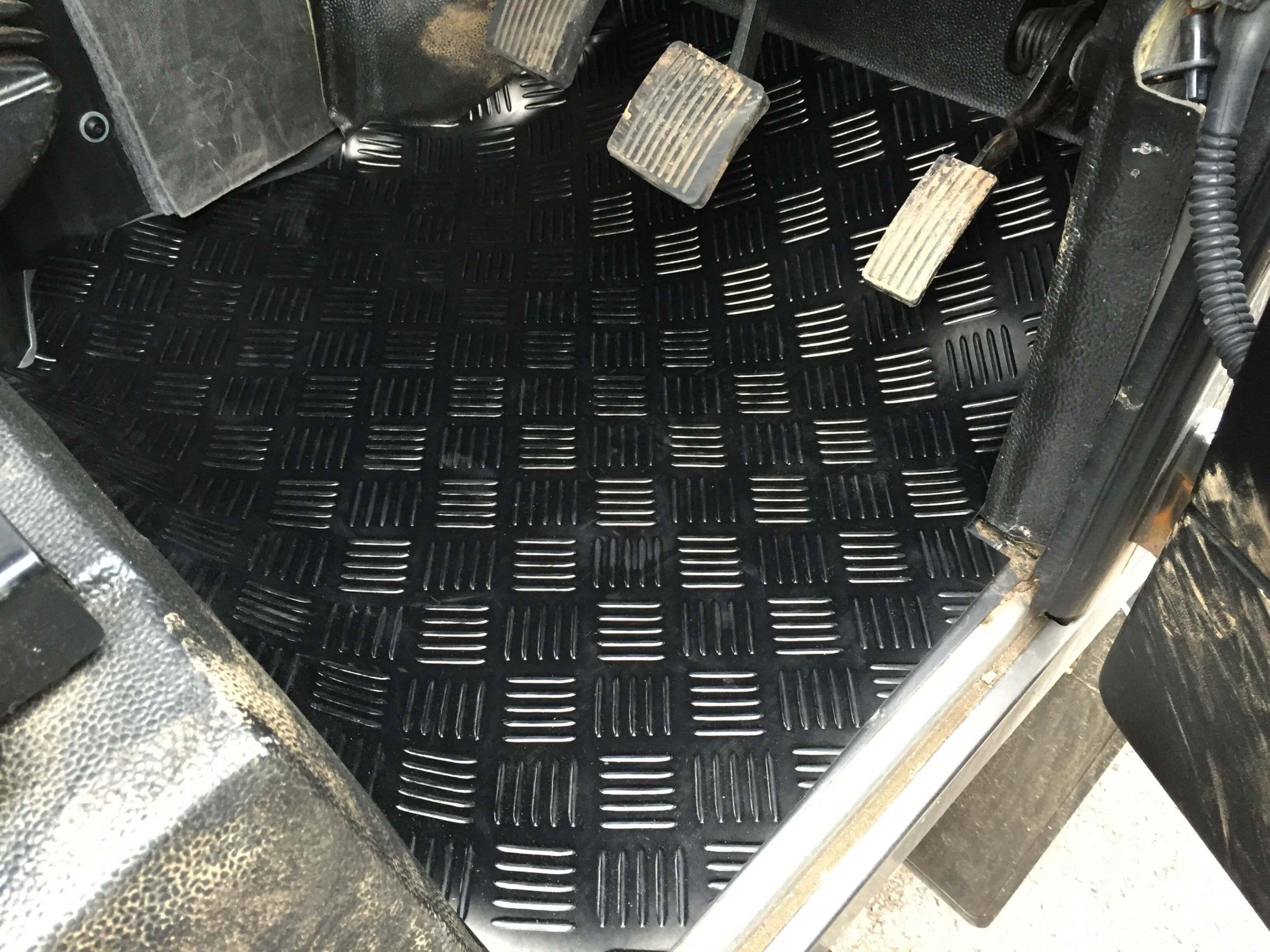 land rover floor mat
