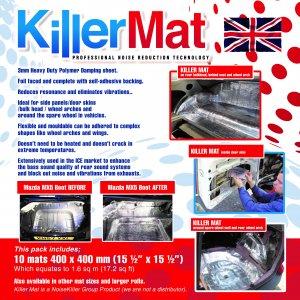 Killer Mat material