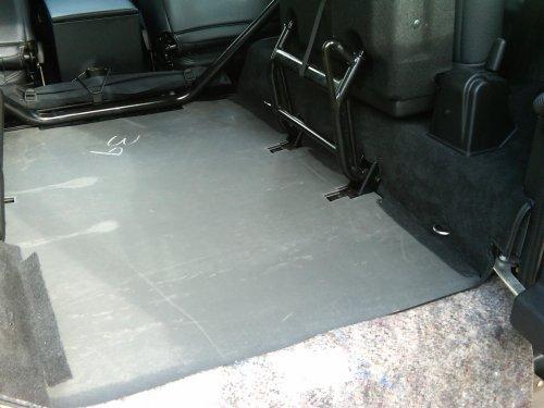 Land Rover Rear Floor piece