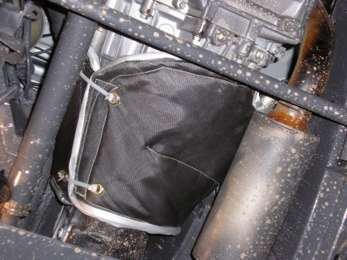 Land Rover Bell Housing Blanket