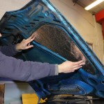 Ford Escort Soundproofing