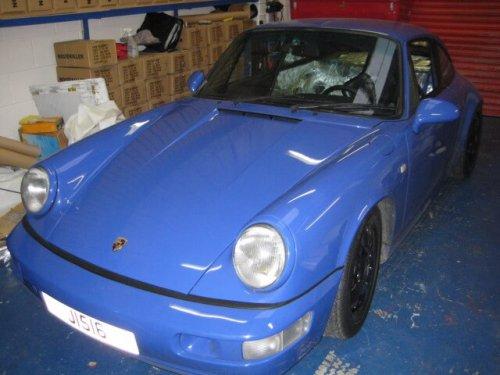 Classic Porche 911 Carerra RS