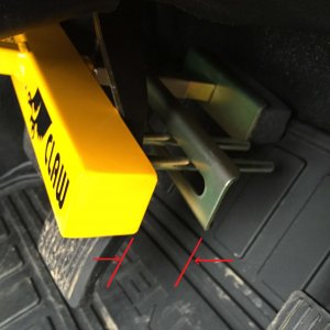 clutch claw fit on a Land Rover