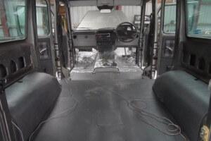 Merc G Wagon