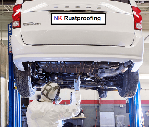 dinitrol rustproofing