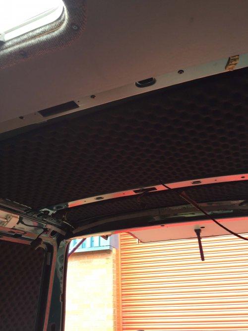 VW T4 Van roof