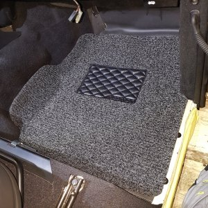 Land Rover Luxury Front Floor mat