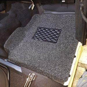 Land Rover Luxury Front Floor mat