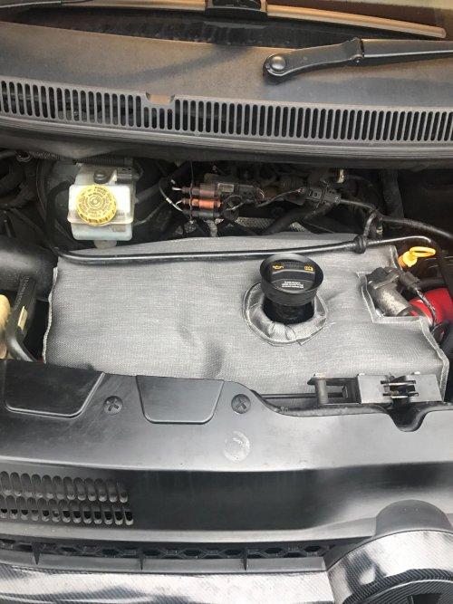 VW T5 2003 2009 2.5 L after