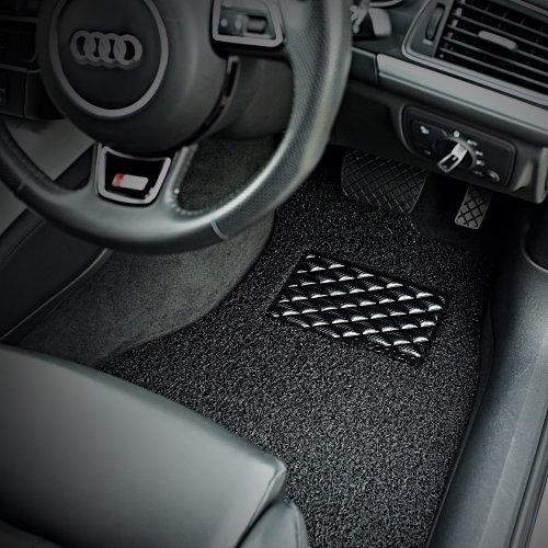 NoiseKiller Luxury mats Drivers side