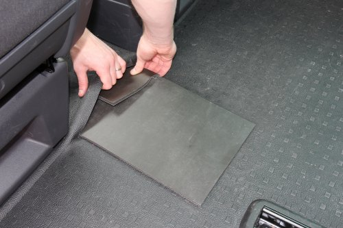 VW T5 in between seats floor piece