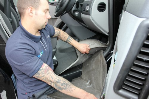 VW T5 Drivers side floor piece