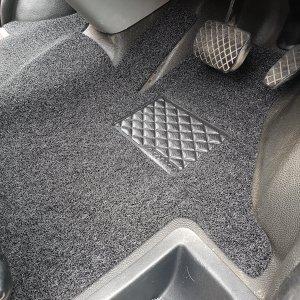 Luxury VW Front floor mat