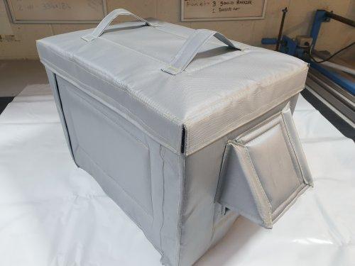 Acoustic generator box blanket